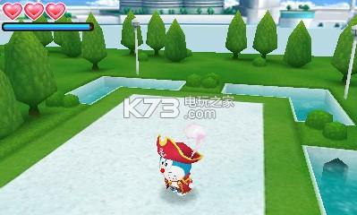 哆啦a梦大雄的宝岛 游戏下载 截图
