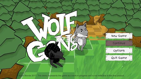 Wolf Gang 中文版下载 截图