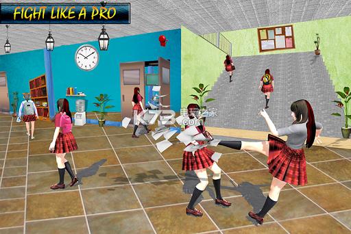 流氓女高中生 v1.0 游戏下载 截图