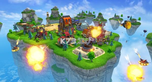天空之战部落之王 3D中文版下载 截图