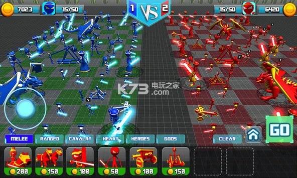 星球大战火柴人勇士 v1.2 下载 截图