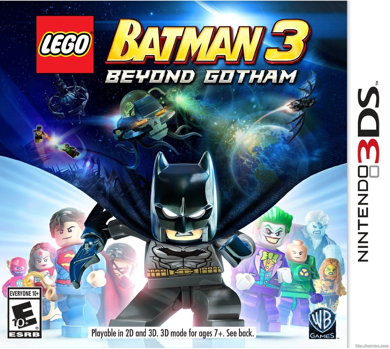 乐高蝙蝠侠3汉化版下载v1.1.0