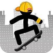火柴人滑板下载v1.0