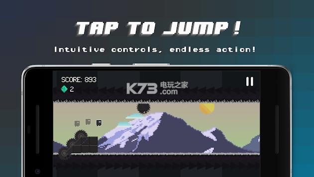 重力冲刺无限跑酷 v1.0.3 游戏下载 截图