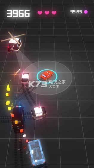 car vs cops v1.1 破解版下载 截图