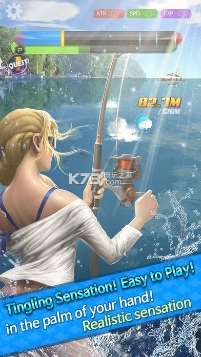 鱼钩鲈鱼锦标赛 v1.1.8 无广告版下载 截图