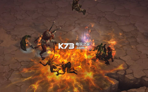 黑暗破坏神3 v1.0 九游版下载 截图