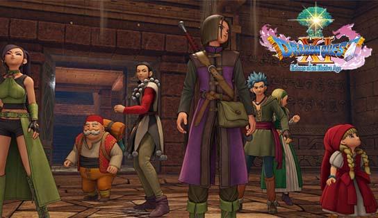 日本国民RPG《勇者斗恶龙11》PC版来了!
