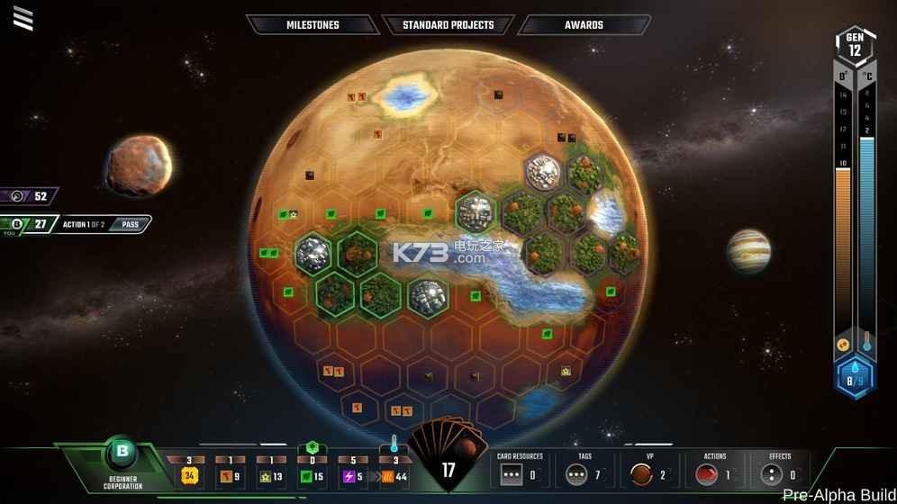 Terraforming Mars v1.1.1 游戏下载 截图