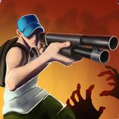 扎克僵尸攻击射手游戏下载