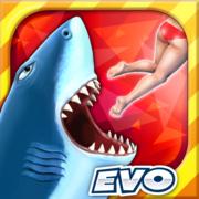 饥饿鲨进化海盗幼鲨破解版下载v5.7.0