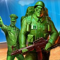 军人战斗罢工玩具战争游戏下载
