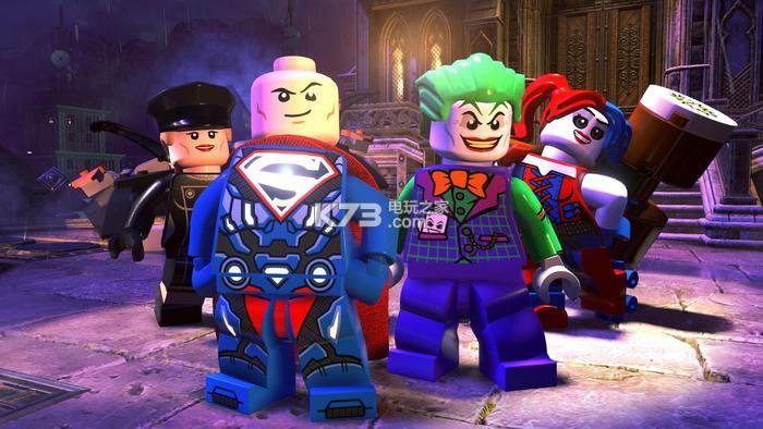 乐高DC超级恶棍 v1.0 官方下载预约 截图