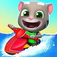 汤姆猫的摩托艇2美版下载v1.1