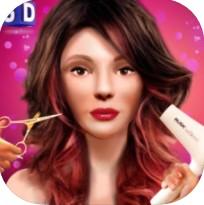 女孩头发切割游戏3d下载v1.0