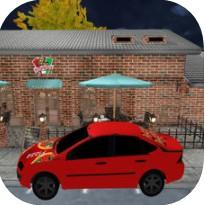 城市比萨送货车驱动器游戏下载v1.0