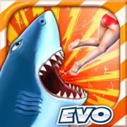 饥饿鲨鱼进化无限钻石下载
