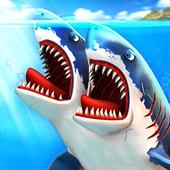饥饿的双头鲨破解版下载