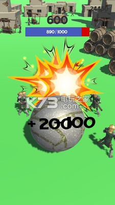 毁灭滚石 v1.1 游戏下载 截图