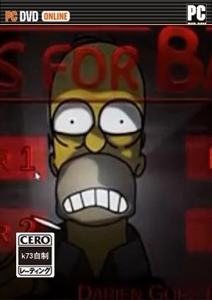 辛普森的同人恐怖游戏 中文版