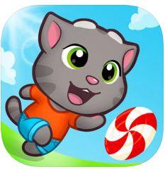 汤姆猫快跑无限金币版下载