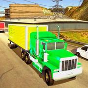 美国重型卡车货物驾驶 v1.0 下载