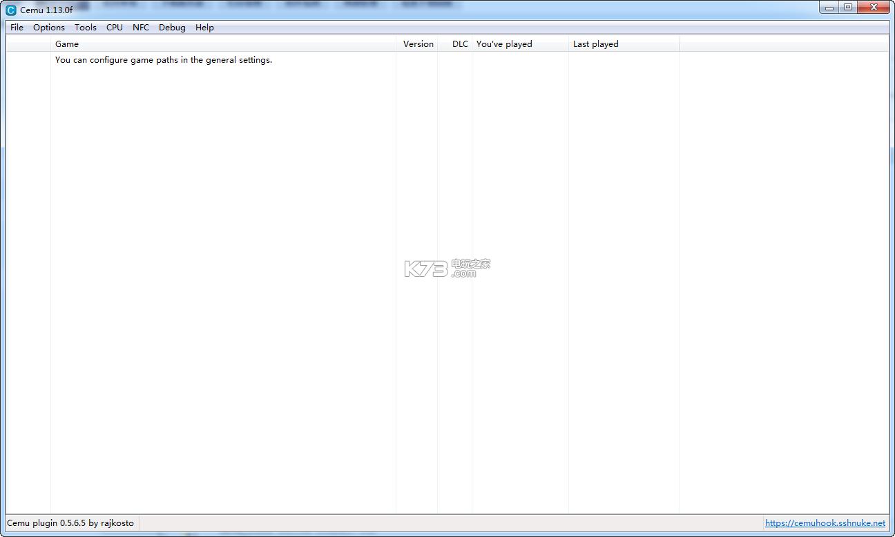 cemu 1.13.0f 下载【含图形包及cemuhook】 截图