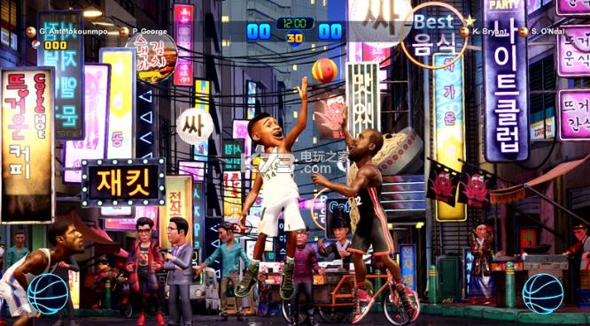 NBA2K欢乐竞技场2 游戏下载 截图