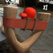 愤怒的小鸟First Person Slingshot游戏