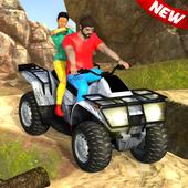 四轮摩托越野赛车疯狂3D游戏下载