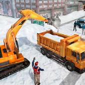 雪重型挖掘机模拟器 v3.0 游戏下载