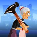 暴走老奶奶抡大锤游戏下载v1.8.6