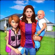单亲妈妈模拟生活 v1.03 下载