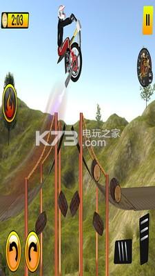 One Wheel Bike Stunts v1.0 游戏下载 截图