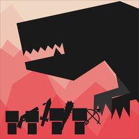 圆形恐龙游戏下载