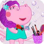小猪佩奇美发沙龙安卓版下载