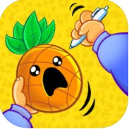 抖音Pineapple Pen v1.6 游戏下载