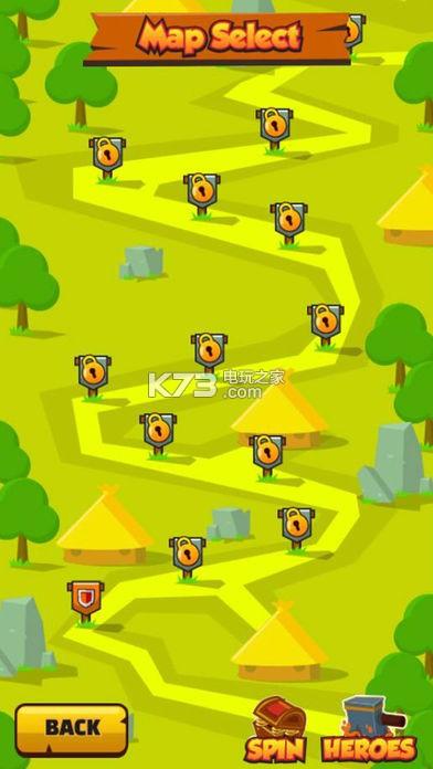英勇的角斗士竞技场 v1.0.0 游戏下载 截图