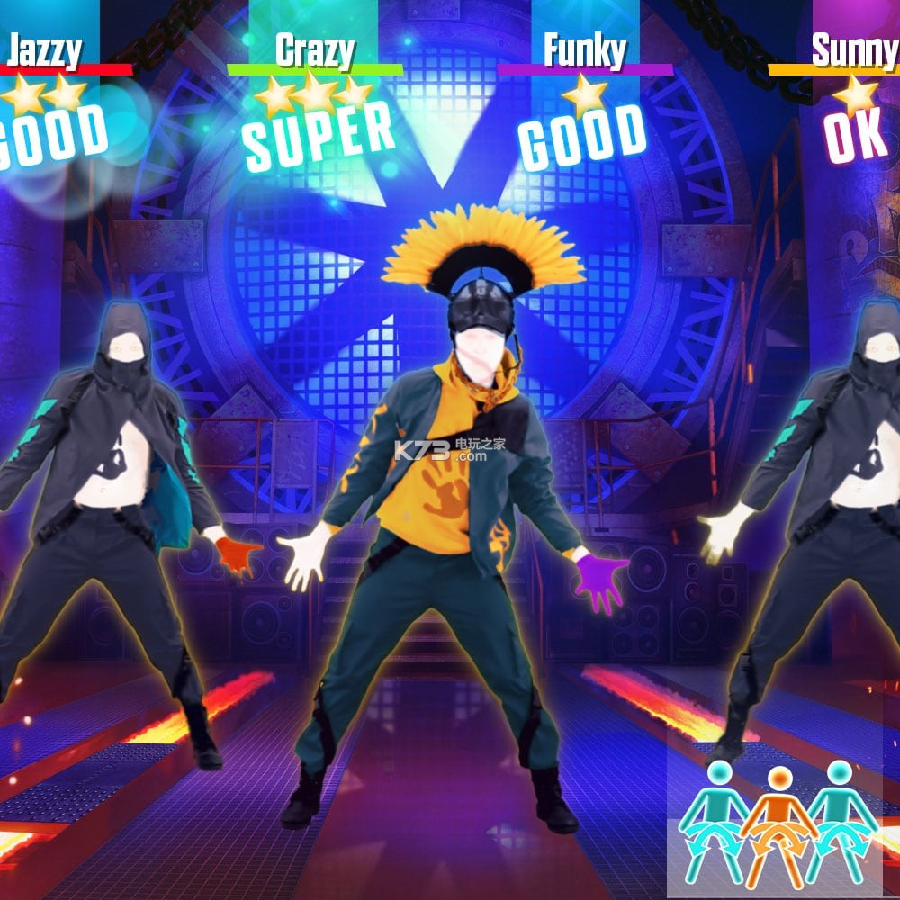 舞力全开2019 v1.0 游戏下载 截图