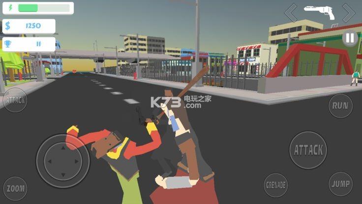 Toon Gangs v1.0.11 游戏下载 截图