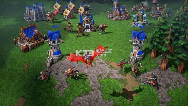 魔兽争霸3重制版 下载 截图