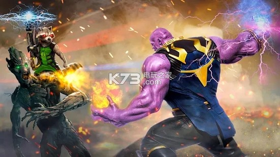 Thanos infinity gauntlet v1.0 手游下载 截图