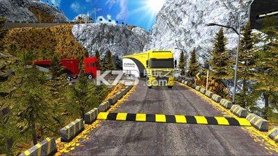 卡车货运驾驶模拟器 v1.0 游戏下载 截图