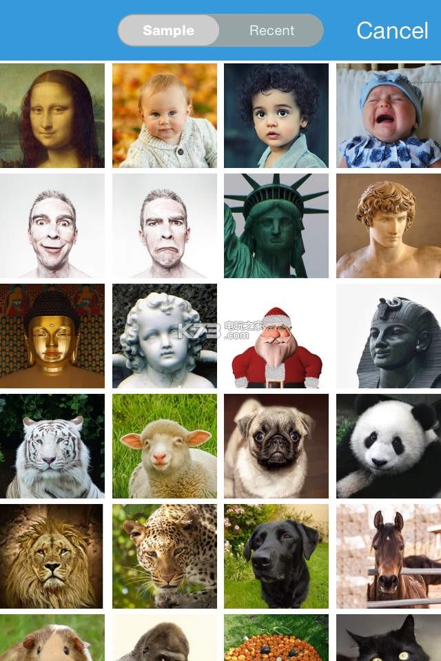 奇幻变脸秀 v3.6 软件下载 截图