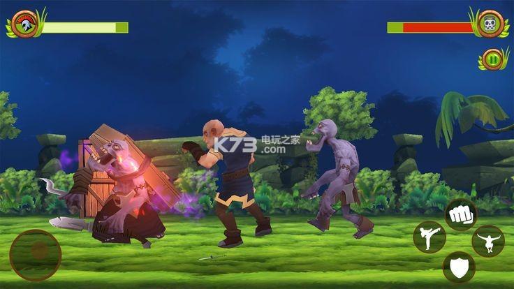 街头斗争3d超级战士 v1.0 汉化版下载 截图