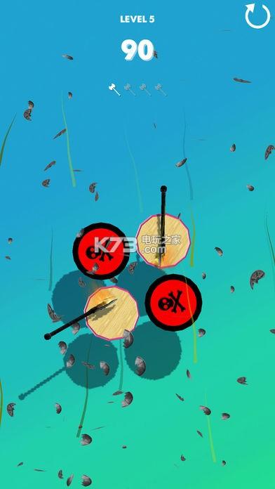 斧子投掷命中 v1.0 游戏下载 截图