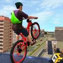 屋顶自行车特技游戏下载v1.4