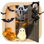 密室逃脱糖果和被困住的幽灵游戏下载v1.0