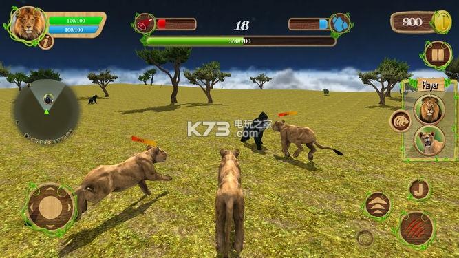 野狮家庭模拟器 v2.0 下载 截图