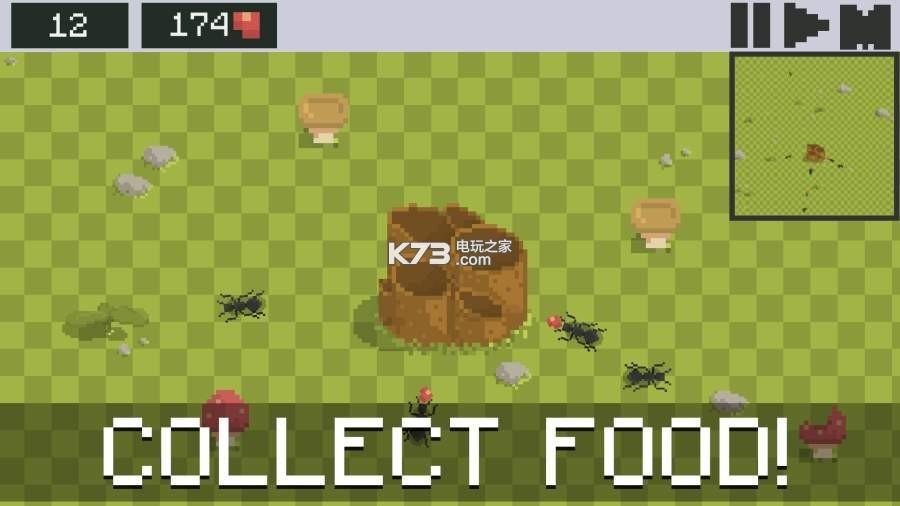 蚁群Ant Colony v1.2.2 汉化版下载 截图